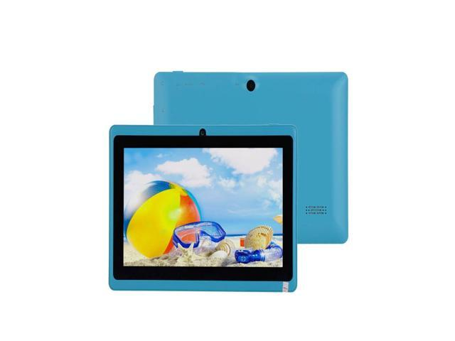 Moonar Q88 Tablet PC 7 Inch Android 4.1.1 ARM Cortex-A8 WiFi Dual Cameras Tablet PC (Blue)