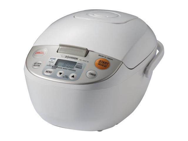 Zojirushi Micom Rice Cooker & Warmer, NL-AAC10