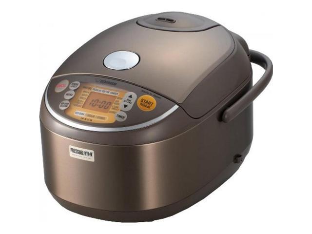 Zojirushi Induction Heating Pressure Rice Cooker & Warmer , NP-NVC18