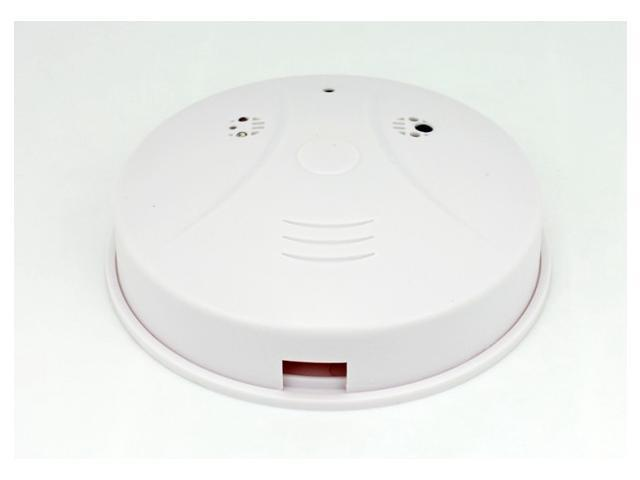 Remote Control Smoke Detector Alarm HD Camera Home Security mini DVR Hidden Camera Recorder Motion Sensor