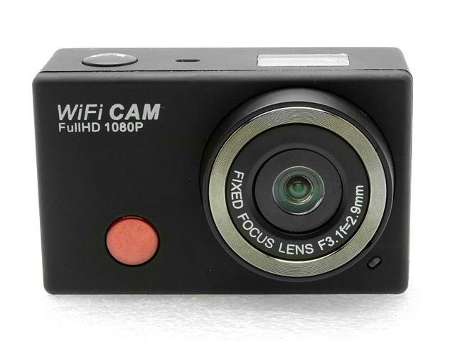 5.0MP Full HD 1080P Camcorder F21 Underwater Action Sport Camera CAM WiFi Camera DV Camcorder WDV5000