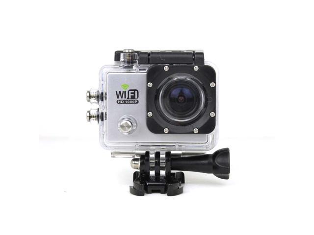 Sport Action Camera IP Camera WIFI RF Diving 30M Waterproof H.264 Full HD 1080P Helmet Camera Underwater Sports Cameras Sport DV SJ6000
