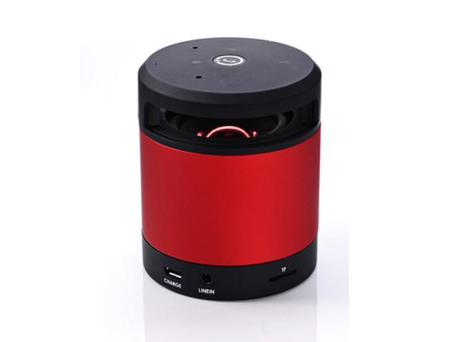 Portable Mini Speaker with USB Charger Gesture Sensing Mini Bluetooth Speaker KB16 Music TF Speaker Mic Mobile Phone Handsfree