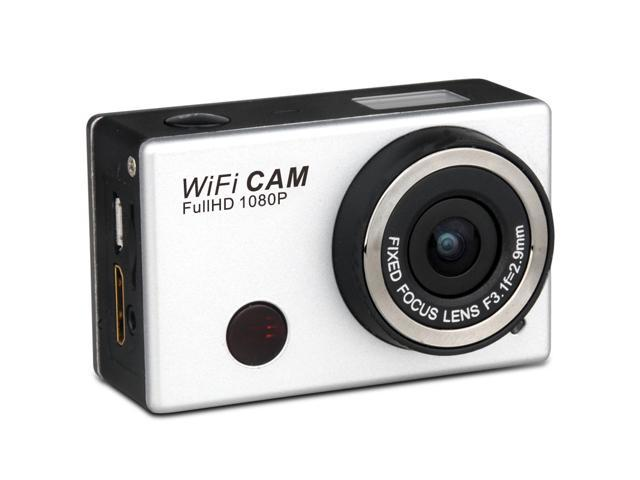 Sport Camera & WIFI Support Control by Phone PC G5500 F21&G386 1080P Full HD 30 meters waterproof DVR