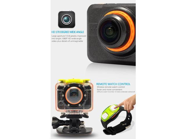 T10 Full HD 1080p 60M Waterproof Wifi Remote Control Gopro Style Action Camera Mini DV Sport Action Camera