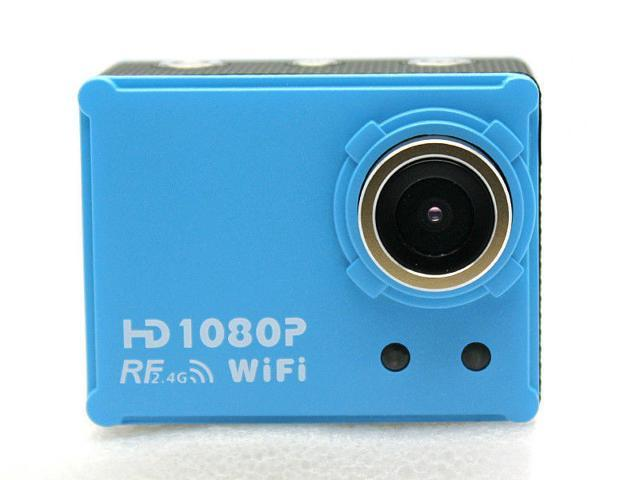 30M Waterproof 1080P 5MP Full HD Underwater Sport Cameras With Gopro Hero3 Style Action Camera AT200 Wifi Remote Control