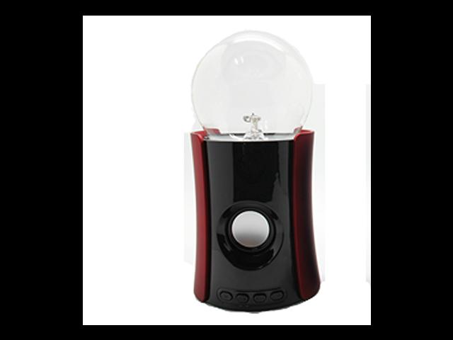 Plasma Wireless BT Speaker Novelty USB Magic Touch Electrostatic Lighting Wireless Bluetooth Speaker