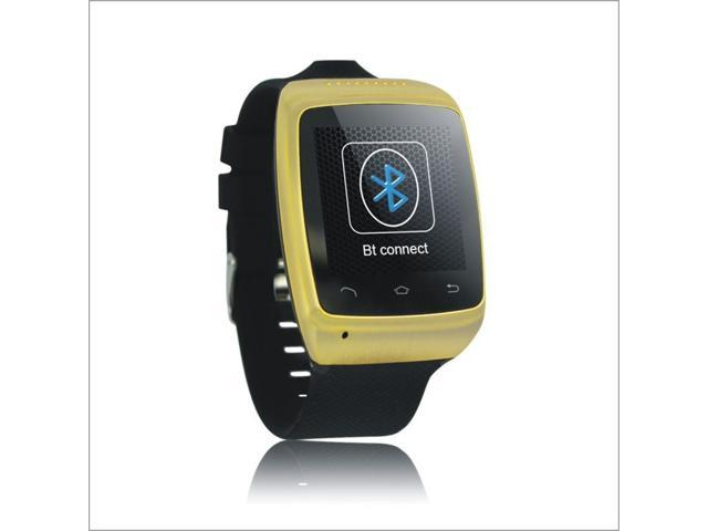 Smart Bluetooth Watch S15 Handsfree Speaker for Cellphone 1.54