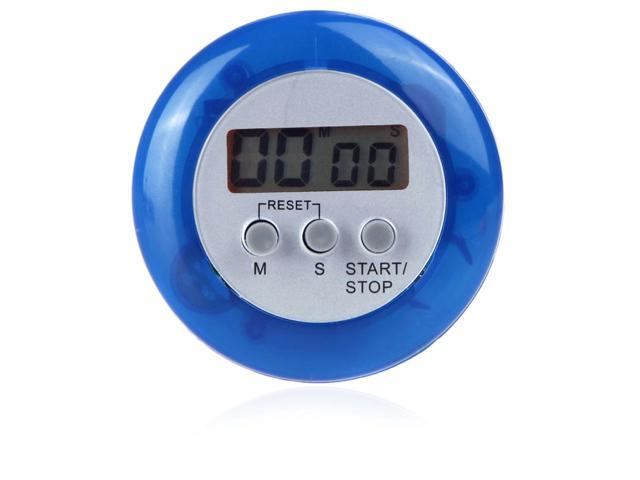 Useful Digital Kitchen Time Setting Device LCD Timer Alarm Clock Count Down Up