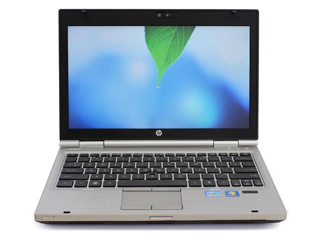 HP Elitebook 2570p, Intel Core i5 3320M 2.6Ghz, 4GB DDR3 RAM, 320GB Hard Drive, Webcam, DVDRW, Windows 7 Professional x64