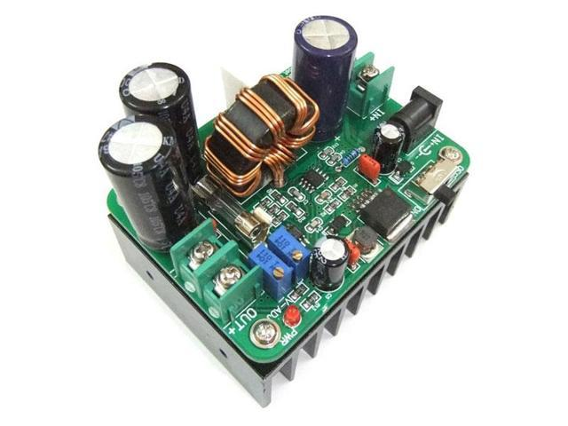 600W DC 10-60V to 12-80V Voltage Regulator Boost Step Up Converter Car Laptop Note Book Power Supply