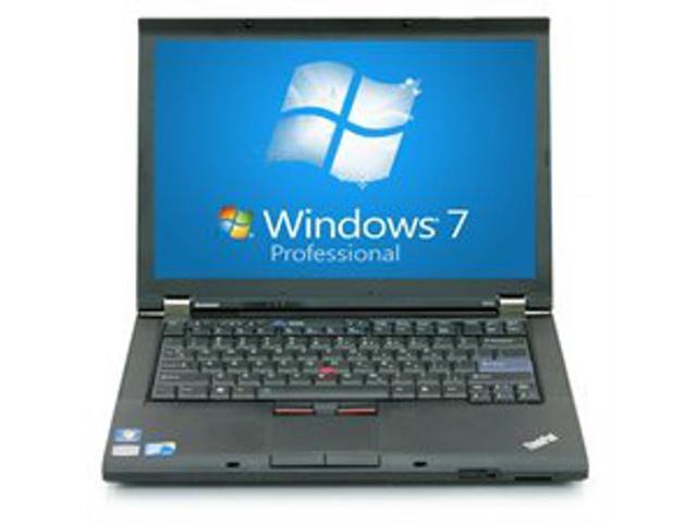 Lenovo Thinkpad T410 Intel Core i5 2.4Ghz 4G 320G Webcam Wireless Windows 7 PRO 64bit