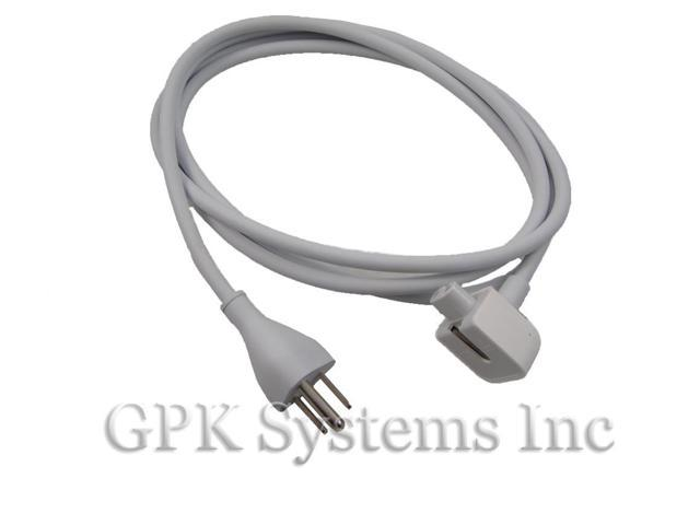 GPK Systems Extension Wall Cord for Macbook Macbook Pro Air Ipad 2 Ac Power Adapter Charger