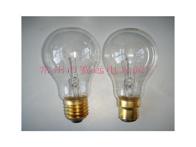 Miniature light 24V/110V/220V 40W/60W/100W E27/B22 A501 NEW 10PCS