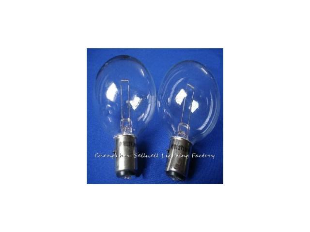 Instrument Bulbs 12V 100W BA20d/25X26 61X87 YQ12-100-2 A835 NEW 10PCS