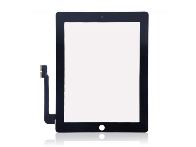Touch Screen Compatible For iPad 4 - Black