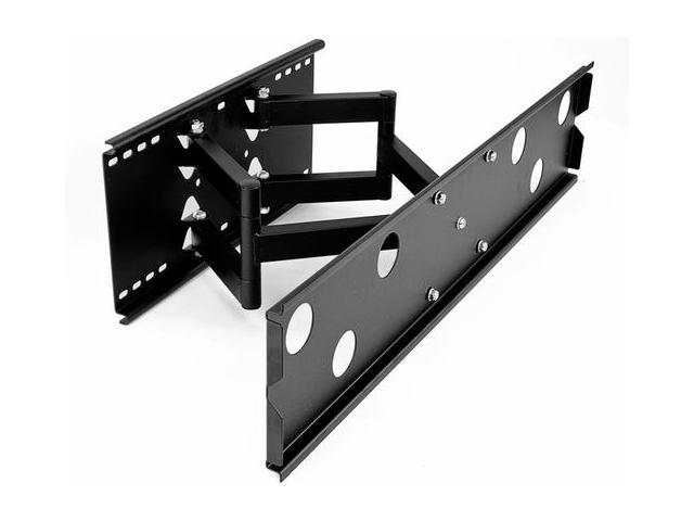 MonMount Articulating LCD TV Swivel Arms Pull Out Wall Mount for Displays 40