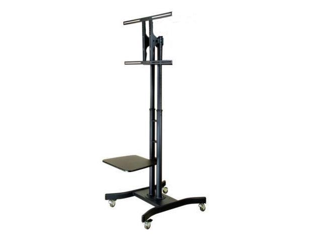 MonMount LCD-8620B Mobile TV Cart for LCD Plasma and LED TV's 27