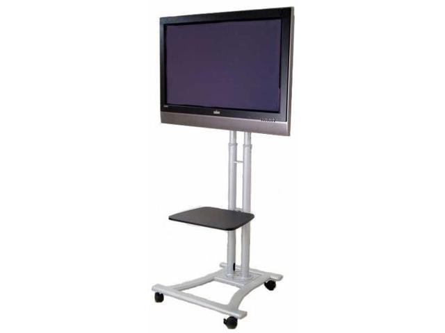 MonMount LCD-8620A Mobile TV Cart for LCD Plasma and LED TV's 27