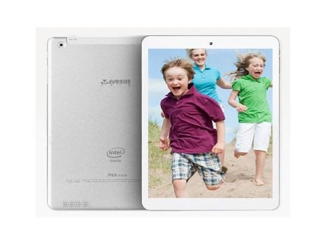 Teclast P89 Mini Tablet PC Intel Z2580 Dual Core 7.9 Inch IPS Android 4.2 16GB Silver