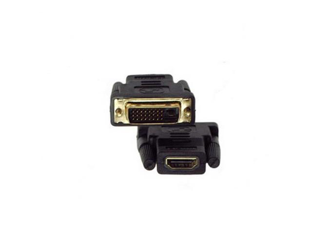 Gilding Female DVI to Male 24 + 5 Pin Hdmi Adapter