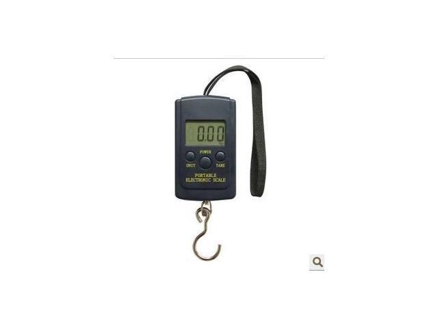 Authentic Mini portable scales , said portable electronic scale portable electronic scales , said hook spring balance scale 40kg courier