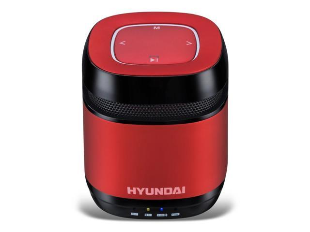 Modern gifts HYUNDAI i70 Bluetooth stereo sound card mini portable speaker support Handsfree
