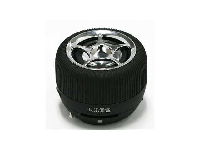 Patriot (aigo) Moonlight E093 MP3 pocket bass mini TF card small speakers hyun