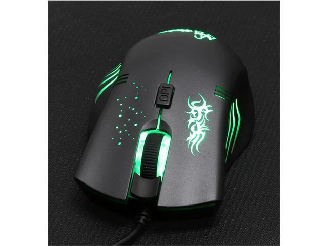 Tak -ho Red Scorpion 808l Wrangler USB laptop mouse wired mouse lol / cf game