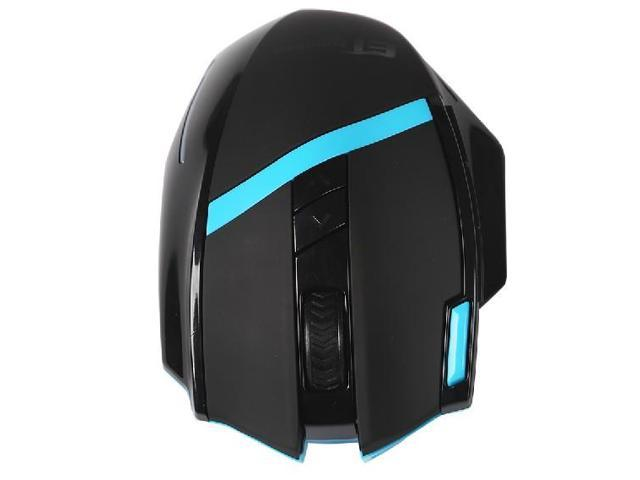 Di cents ET X-09 Wireless Gaming Mouse mute saving notebook mouse Ergonomic luminous speed