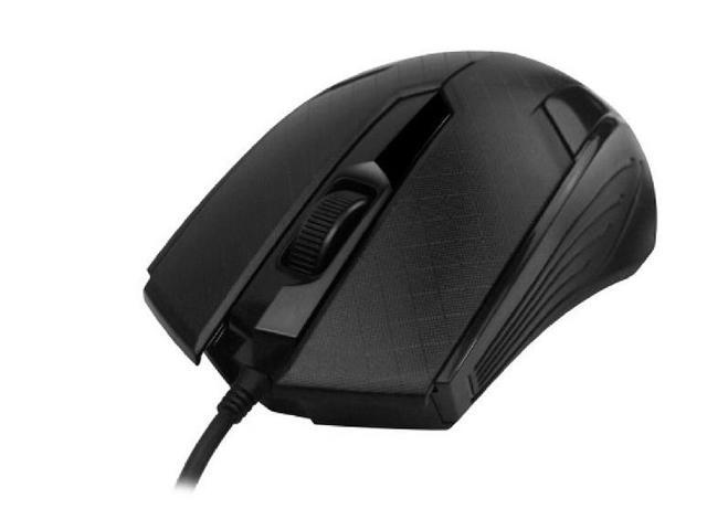 JISS pole along D5 USB wired mouse heavier version of the ergonomic streamline design original mouse