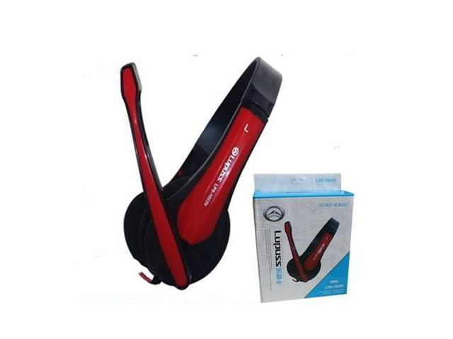 Authentic music Pushi LPS-1002N headset computer headset gaming headset ear headphones wholesale