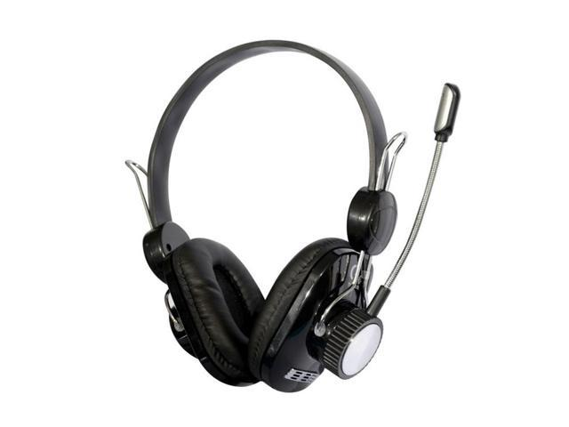 Hot Q faction TCL E209 stereo gaming headset wired headset computer dual plug music headphones
