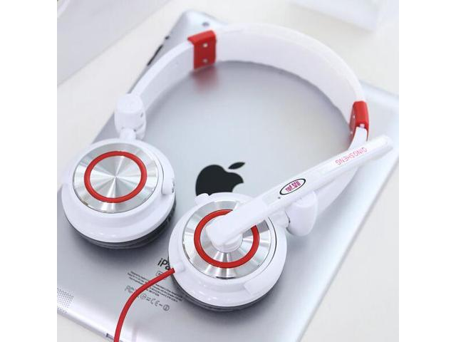 Genuine love the sound of QS-166 headset with a microphone headset headset 3.5mm headset gaming headset