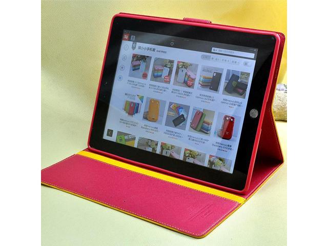 Apple ipad air protective sleeve Korea ipad5 holster ipad3 / 2 ipad4 protective cover with Sleep