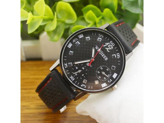 Korean fashion casual personality students watch big dial color youth sports watches factory direct WTCH001180