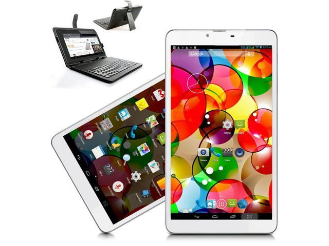 Indigi® Unlocked 7-inch Tablet 3G Smart Phone Phablet Android 4.4 WiFi Google Play Store