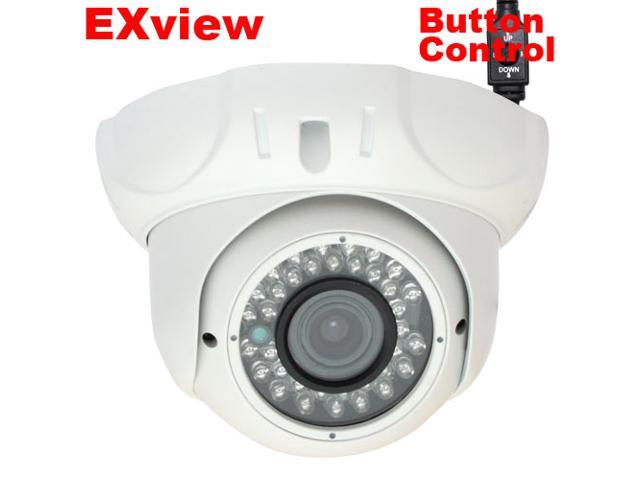 700 TVL GW Sony EXview HAD CCD II 700TVL 3.6mm lens 36pcs IR LED Metal Vandal Proof WDR OSD Menu Auto Gain Control Surveillance CCTV ...