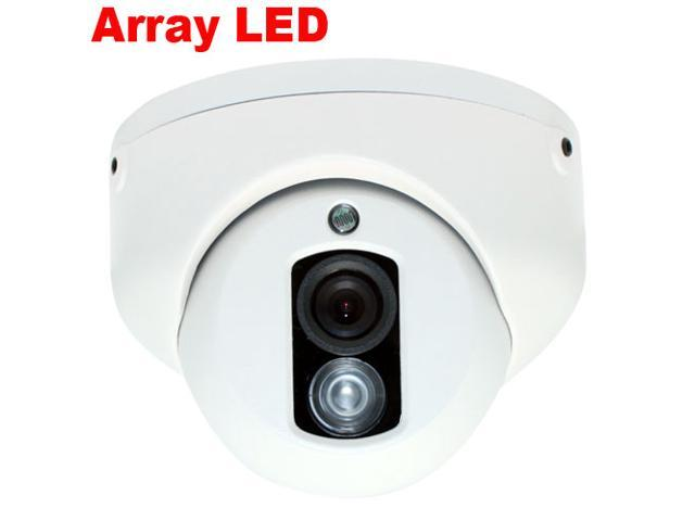 GW Sony CCD 700TVL Array IR LED Day Night Vision Indoor CCTV Surveillance Security Camera