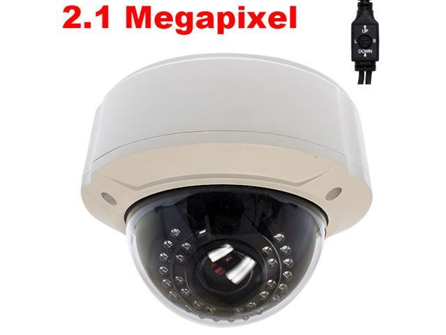 GW201HDSDI 2.1 Megapixel HD-SDI 1920 x 1080P High Definition 2.8~12mm Varifocal Lens Weather Proof Progressive Scan HD Security Camera CCTV ...