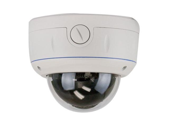 GW 1000 TV Lines Weather Proof Color Sony CMOS 2.8~12mm Varifocal Lens 30PCS Infrared LED Day Night IR Dome CCTV Surveillance 1000 TVL Security ...