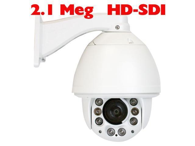 GW Pan Tilt Zoom (PTZ) Security Camera 1080P HD 2.1 megapixel pixels Resolution 20X Optical Zoom 4.7~94mm Focus Water Proof Day Night CCTV ...