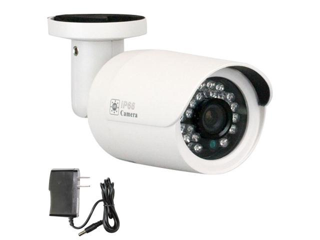 GW 850 TV Line Sony CMOS Weather Proof Indoor & Outdoor 24 Infrared LED 49 Feet IR Distance CCTV Surveillance Mini Size Security Camera with ...