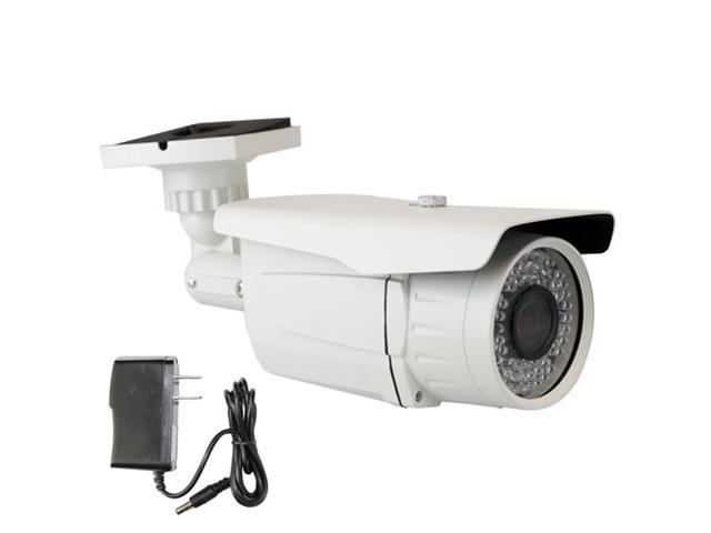 GW 700 TVL Sony Super HAD CCD Varifocal 2.8~12mm Lens Weather Proof 72 InfraRed LED 196 feet IR Distance CCTV Surveillance Security Camera with ...