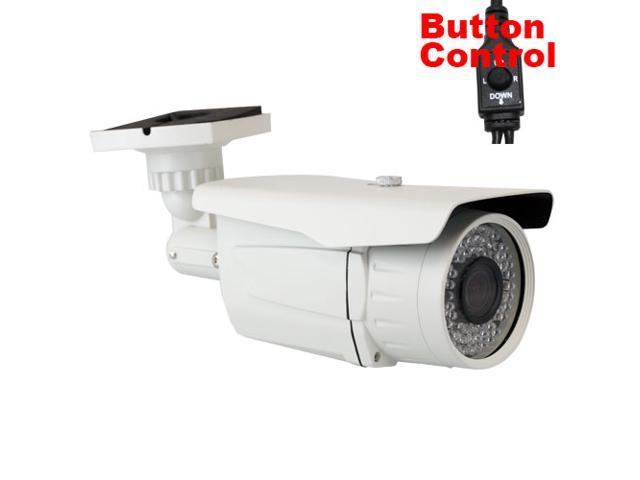 GW55WD 700 TVL Weather Proof Varifocal 2.8~12mm Lens 72 InfraRed LED 196 Feet IR Distance CCTV Surveillance Security Camera