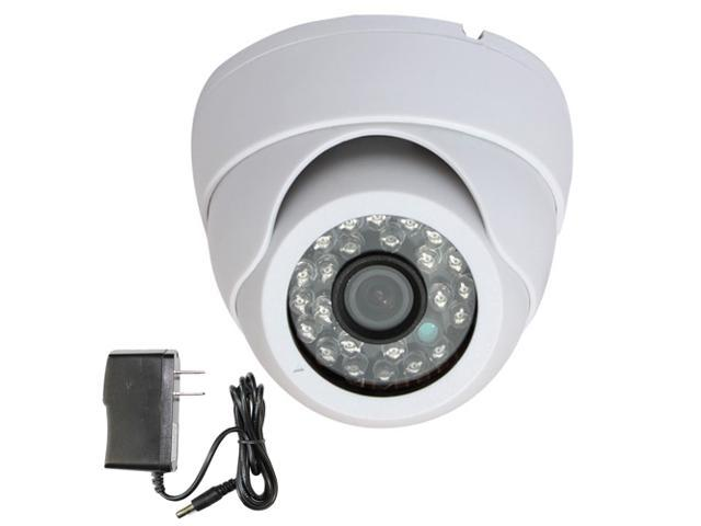 GW High End 700 TVL Sony EFFIO-E CCD 3.6mm Lens WDR Day & Night 65 Feet IR Distance CCTV Surveillance Indoor Dome Security Camera with ...