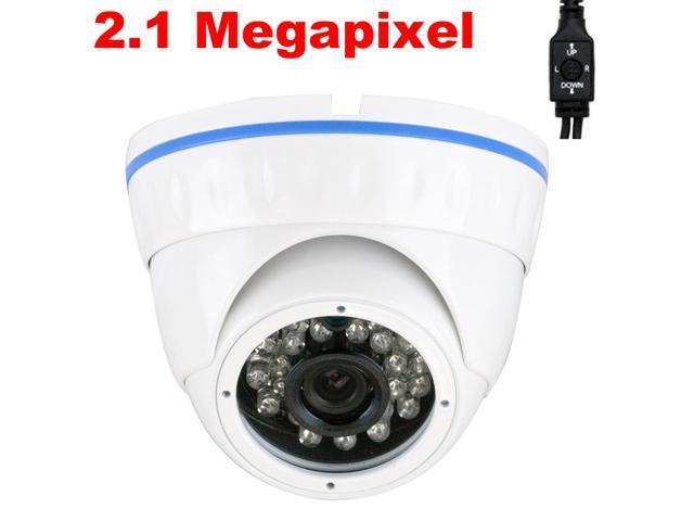 GW HD-SDI 2.1 Megapixel Panasonic CMOS 1080P HD Progressive Scan 3.6mm Board Lens 24PCS InfraRed LEDs 65 Feet IR Distance CCTV Surveillance ...