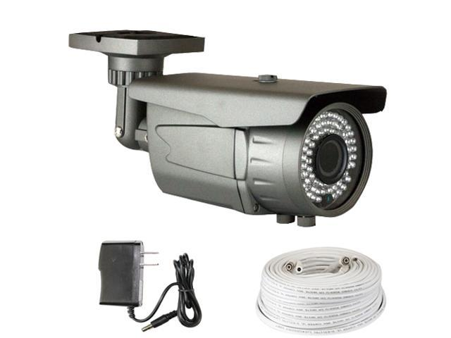 GW HD-SDI 2.8~12mm Lens 72PCs IR LED 164 feet IR Distance Weather Proof Progressive Scan CCTV Surveillance High Definition Security Camera with ...
