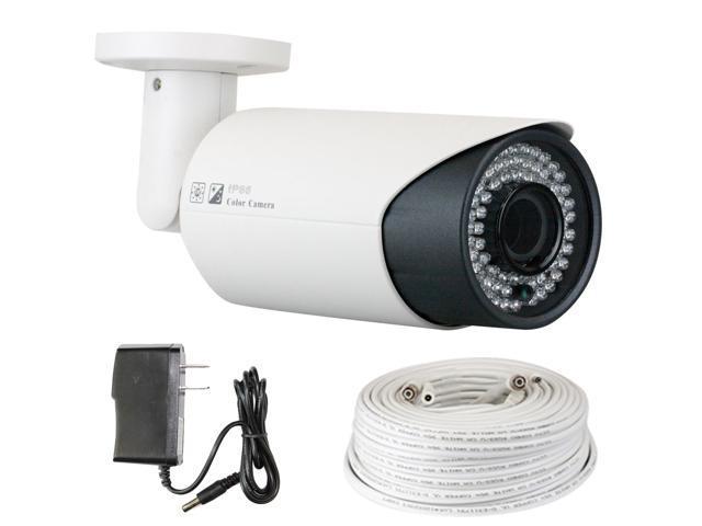 GW 1200 TVL 2.8~12mm Varifocal Lens 78pcs Infrared LED 200 Feet IR Distance Metal Vandal Proof & Water Proof CCTV Surveillance Bullet Security ...