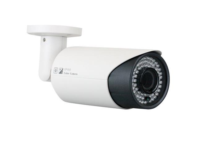 GW 1000 TVL 2.8~12mm Varifocal Lens 78pcs Infrared LED 200 Feet IR Distance Metal Vandal Proof & Water Proof CCTV Surveillance Bullet Security Camera